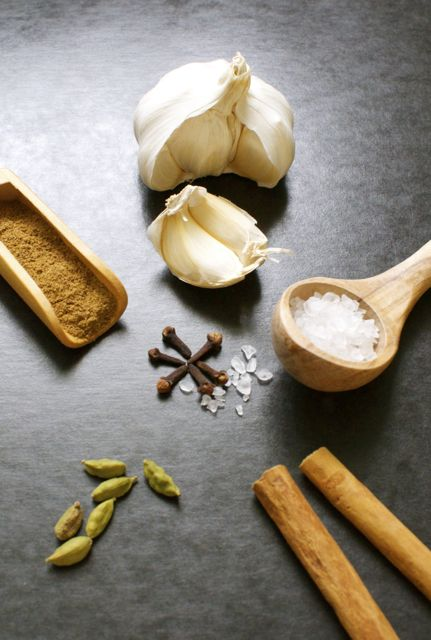 pilau spices